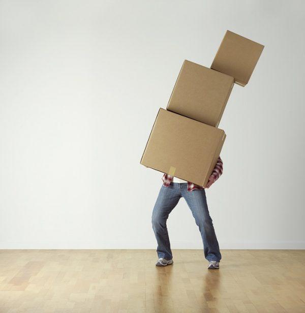 4 conseils pour faciliter votre déménagement!